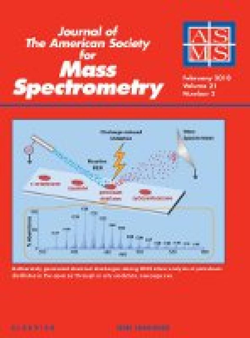 Journal of the American Society of Mass Spectrometry